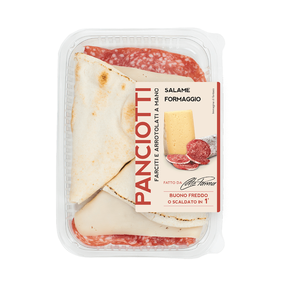 Panciotti al Salame - Corteparma