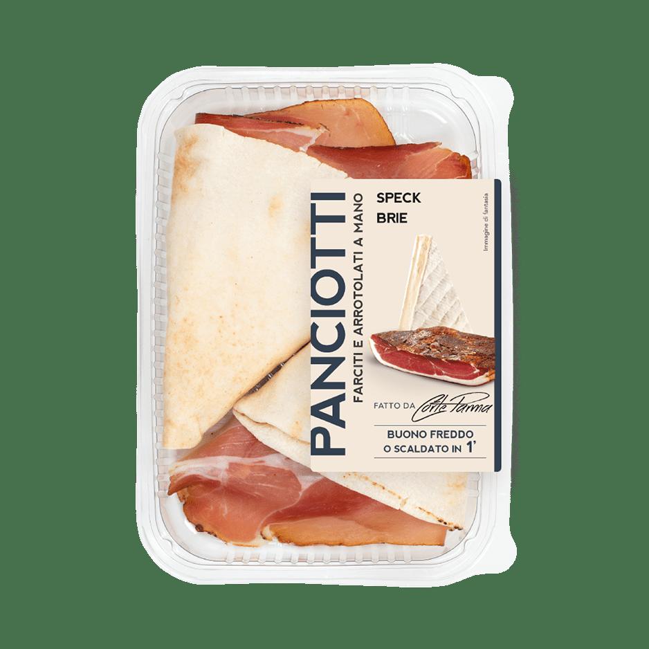 Panciotto allo Speck e Brie - Corteparma